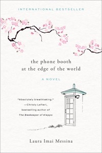 phone booth at the edge of the world