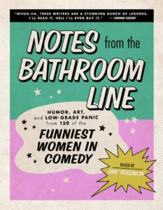 Amy Solomon_Notes from the Bathroom Line