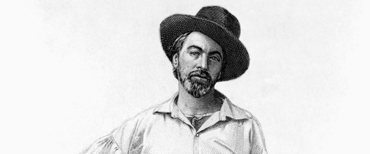 On Great Literary Loves and the Joyous, Complicated Brilliance of Walt Whitman