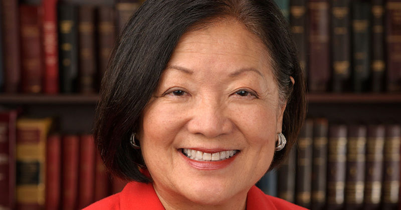 How Democratic Senator Mazie K. Hirono Became a Fierce Advocate for Women and Children
