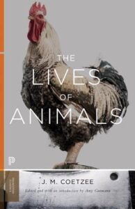 J.M. Coetzee, The Lives of Animals