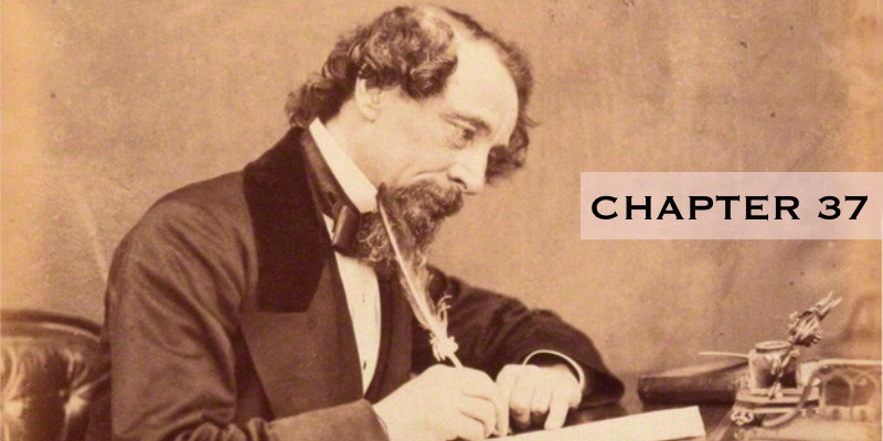 David Copperfield: Chapter 37 by Charles Dickens, Read by Nicholas Boulton