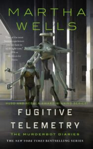 Martha Wells_Fugitive Telemetry