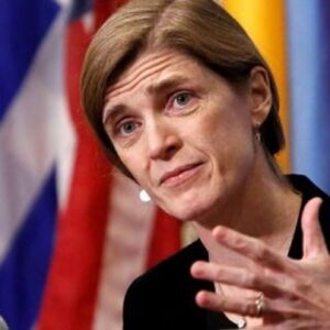 The Education of an Idealist: US Ambassador Samantha Power on Soft Power and Hard Lessons