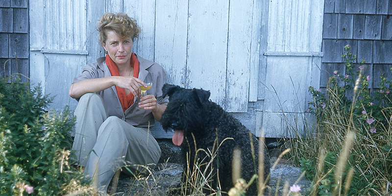 On the delightfully odd homes of Margaret Wise Brown.