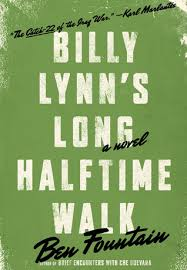 ben fountain_billy lynns long halftime walk_cover