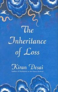the inheritance of loss_kiran desai_cover