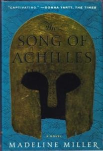 madeline miller_the song of achilles_cover