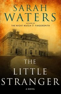 sarah waters_the little stranger_cover