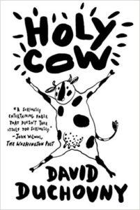 Holy Cow_David Duchovney
