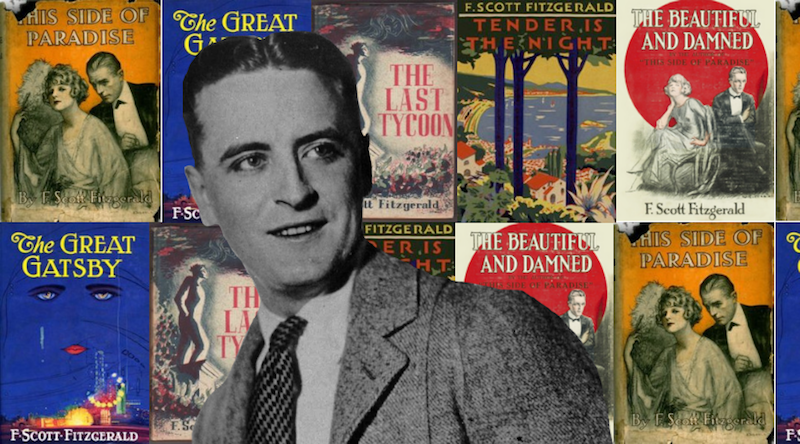 The First Reviews of Every F. Scott Fitzgerald Novel Book Marks