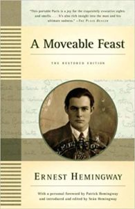 A Moveable Feast_Ernest Hemingway