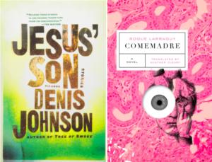Laura A books_Jesus Son_Comemadre