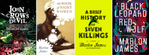 Marlon James Books