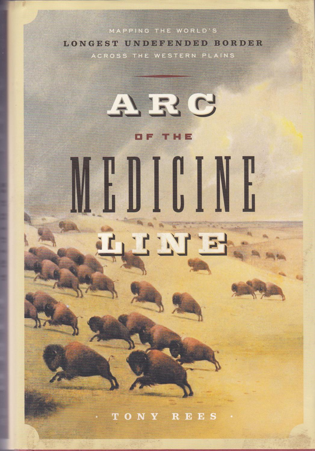 Arc of the Medicine Line_Tony Rees