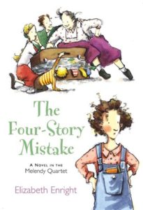 The Four-Story Mistake by Elizabeth Enright