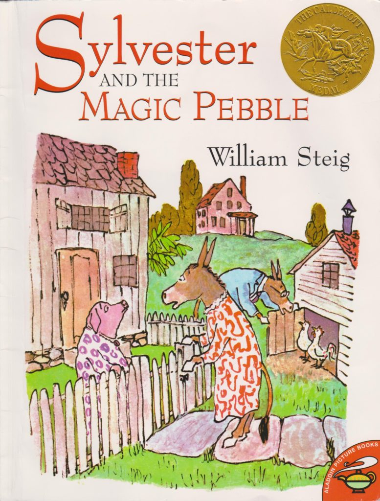 Sylvester and the Magic Pebble_William Stieg