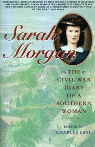 The Civil War Diaries of Sarah Morgan Dawson