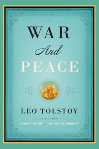 War and Peace_Leo Tolstoy