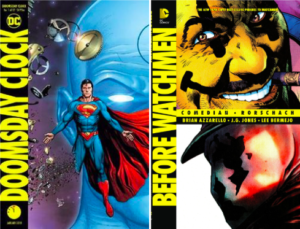 Doomsday Clock Before Watchmen
