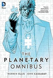 Planetary by Warren Ellis and John Cassaday