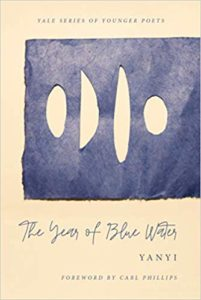 Year of Blue Water by Yanyi