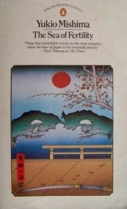 The Sea of Fertility by Yukio Mishima