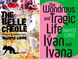 Maryse Condé books