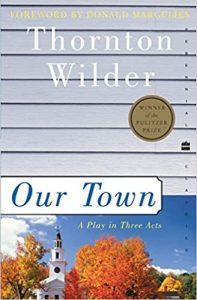 Our Time Thornton Wilder