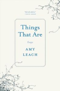 Amy Leach Things That Are