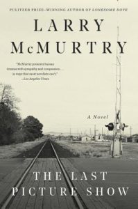 The Last Picture Show Larry McMurtry