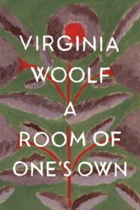 A Room of One's Own Virginia Woolf
