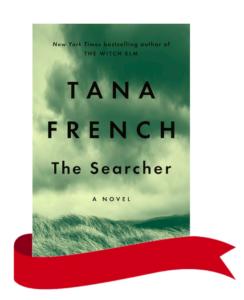The Searcher ribbon