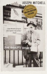 joe gould's secret_joseph mitchell