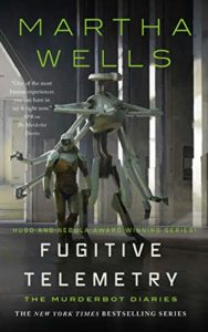 Fugitive Telemetry Martha Wells