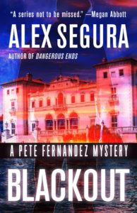 Blackout Alex Segura