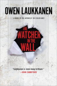 watcher in the wall