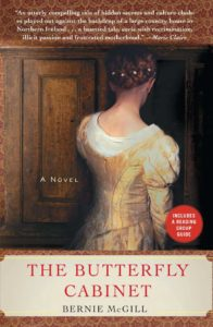 The Butterfly Cabinet Bernie Mcgill