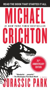 Jurassic Park Michael Crichton