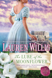 The Lure of the Moonflower by Lauren Willig
