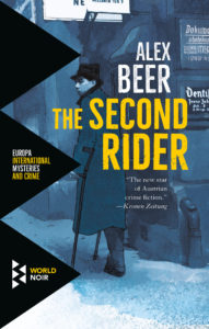 Alex Beer, The Second Rider (Europa)