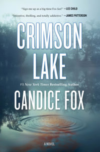Crimson Lake Candice Fox