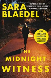 Sara Blaedel, The Midnight Witness (Grand Central)