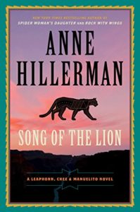Anne Hillerman, Song of the Lion