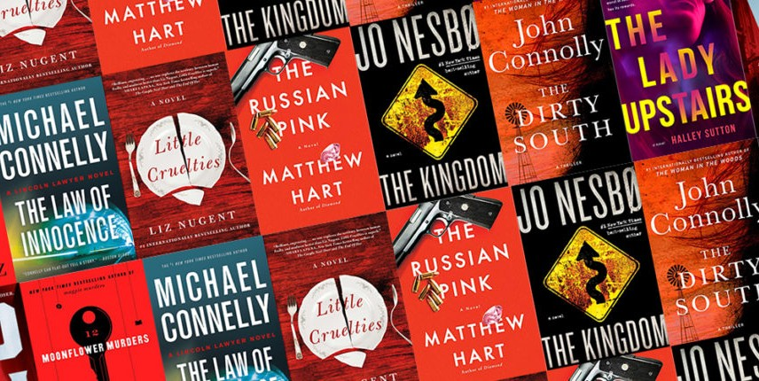 The Best Reviewed Crime Novels of the Month: November 2020