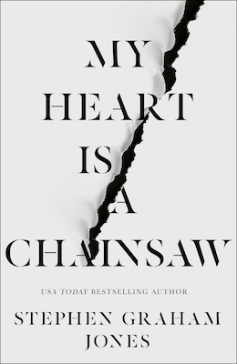 My Heart Is a Chainsaw: Cover Reveal!