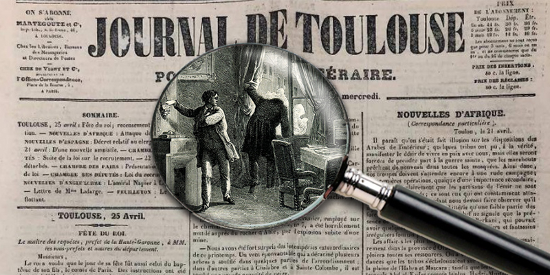 When Poe Invented the Detective Story, he Changed the Literary World Forever