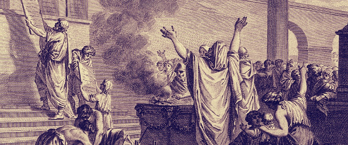 The Invention of Murder: How the Ancient Romans Codified Their Bizarre Views on Murder