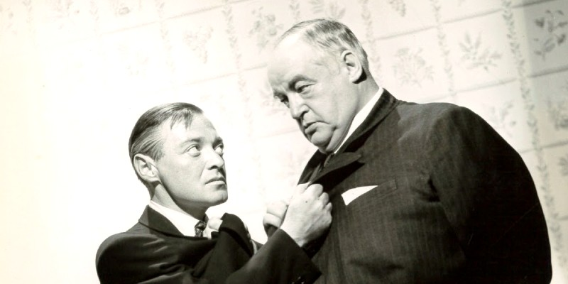 Peter Lorre and Sydney Greenstreet: Film Noir's Greatest Odd Couple