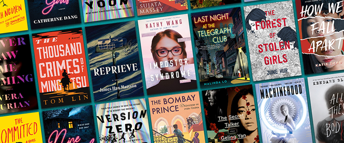 22 New Books By Asian-American And Pacific Islander Authors Perfect for Mystery Readers